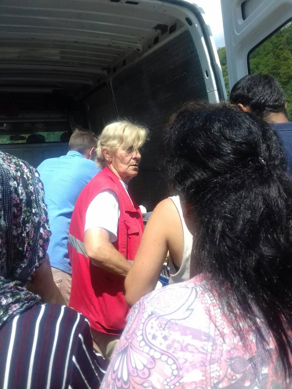 Migranstki kamp u Velikoj Kladuši