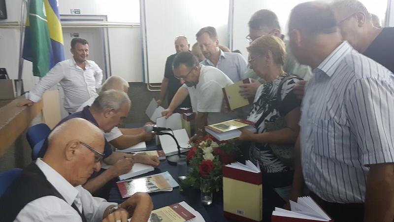 Potpisivanje knjige Envera Ljubovića