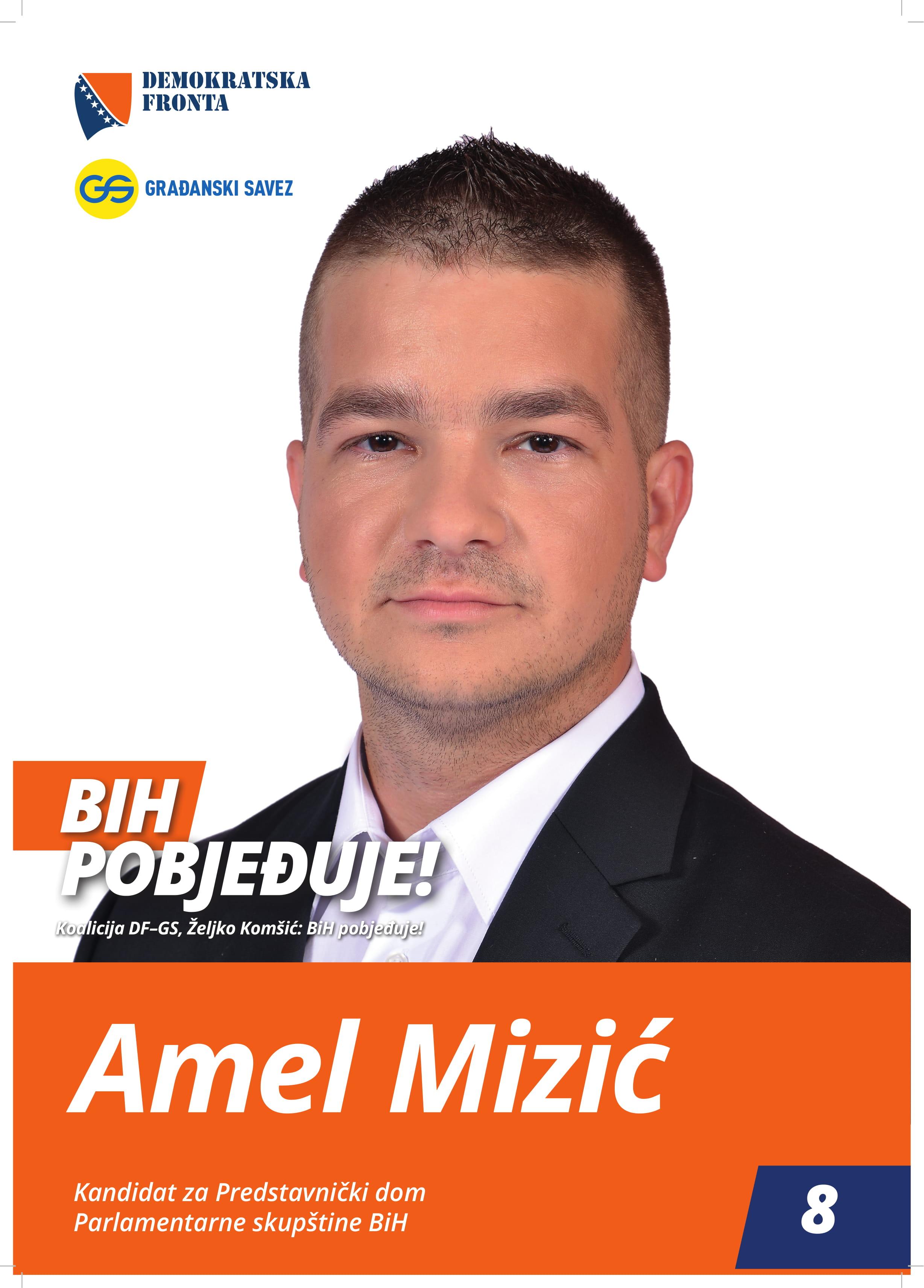 Amel Mizić, doktor medicine