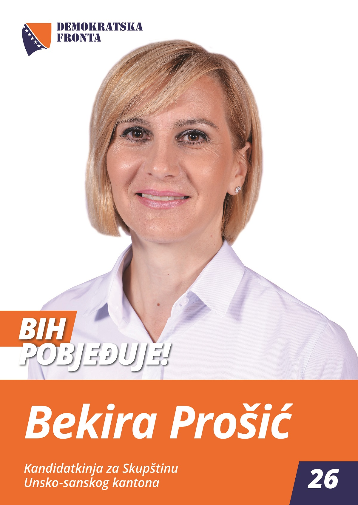 Bekira Prošić, diplomirani pravnik