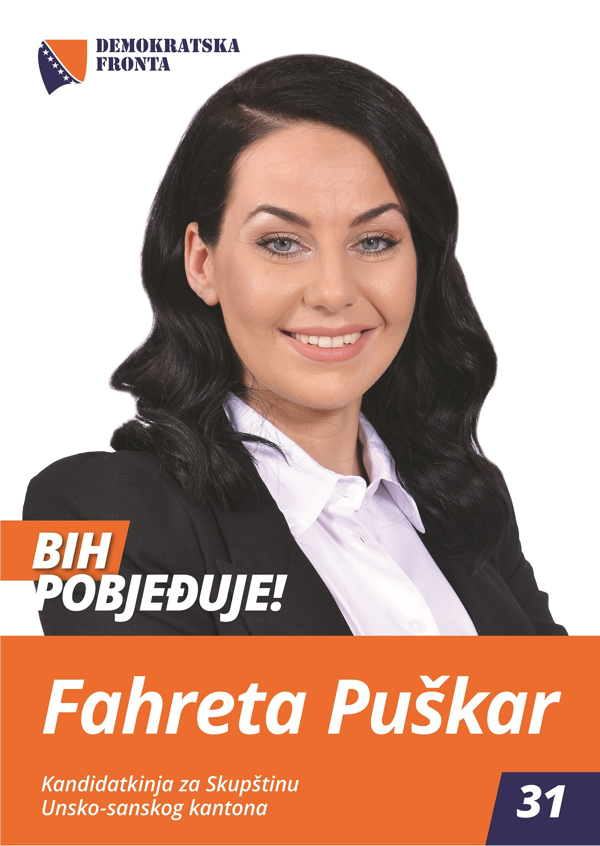 Fahreta Puškar, diplomirani inžinjer saobraćaja