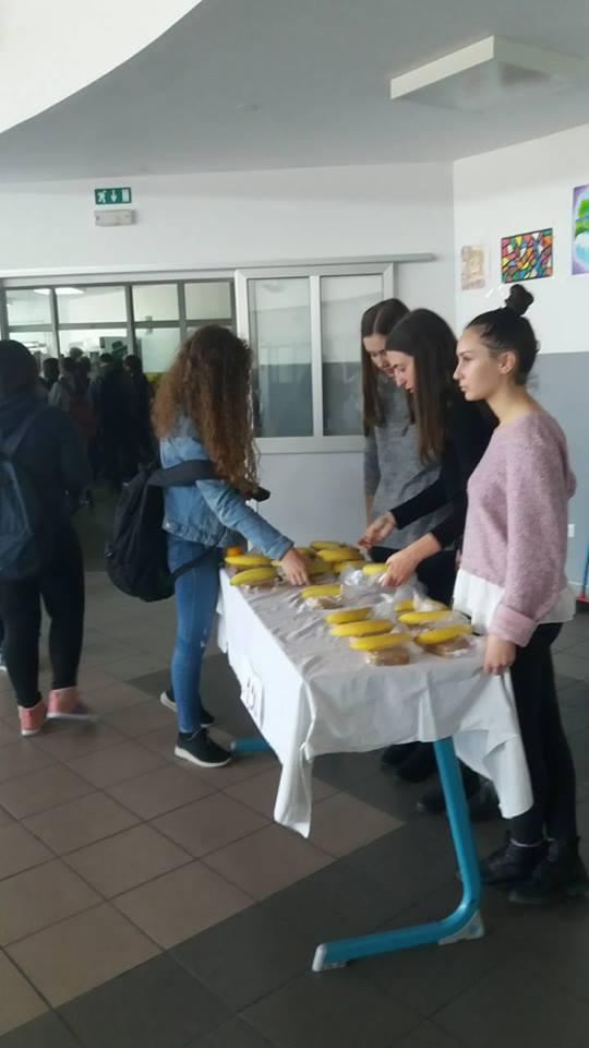 Zdrava prehrana u Gimnaziji Cazin
