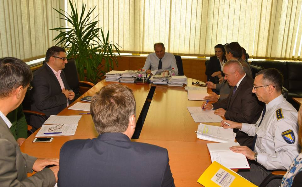 Sastanak Vlade USK-a u Sarajevu