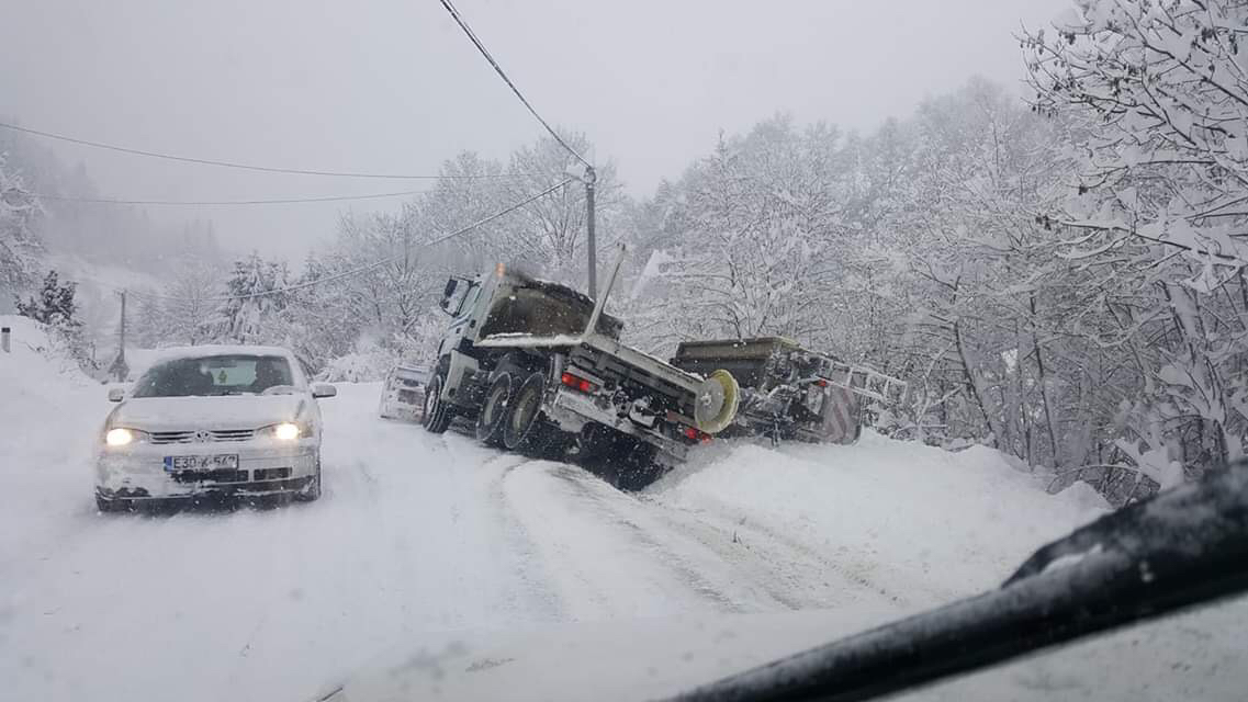 Saobraćajna nesreća kod Fojnice/ Izvor: mahalla.ba