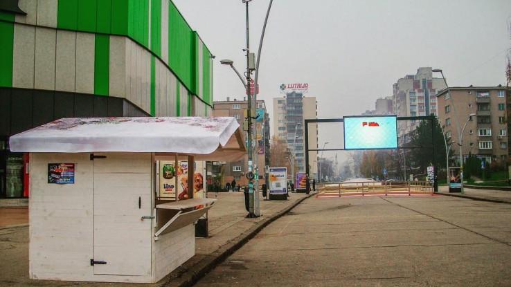 Na glavnom trgu bit će smješteni klizalište i drvene kućice