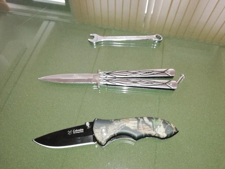 Foto: Hladno oružje