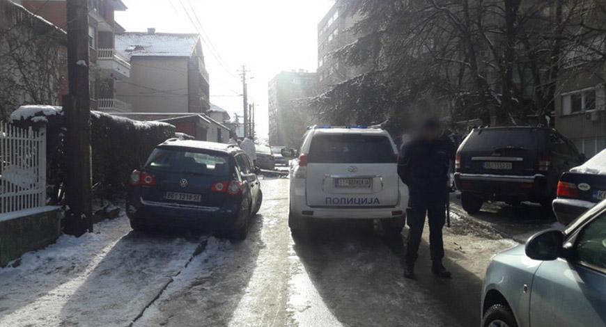 Foto: Ubojstvo u Beogradu (BLIC.rs)