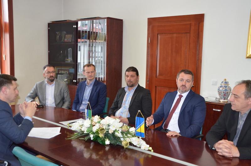 Potpisivanje ugovora poslovna zona ratkovac