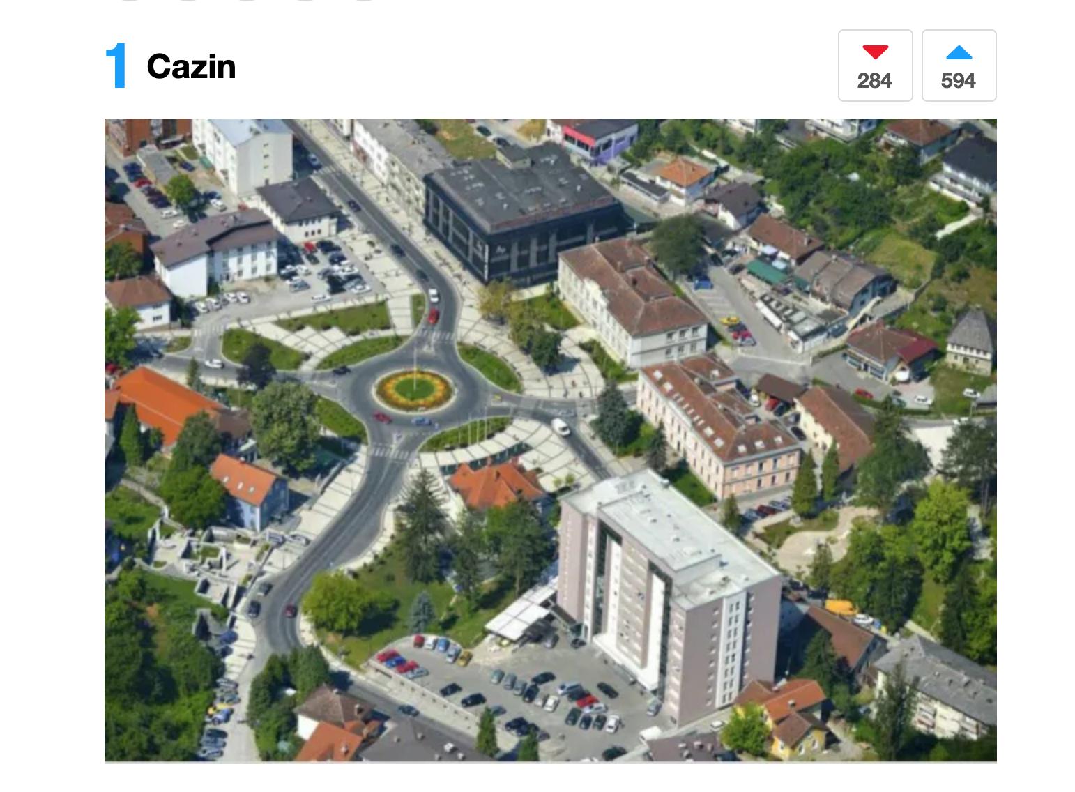 Grad Cazin