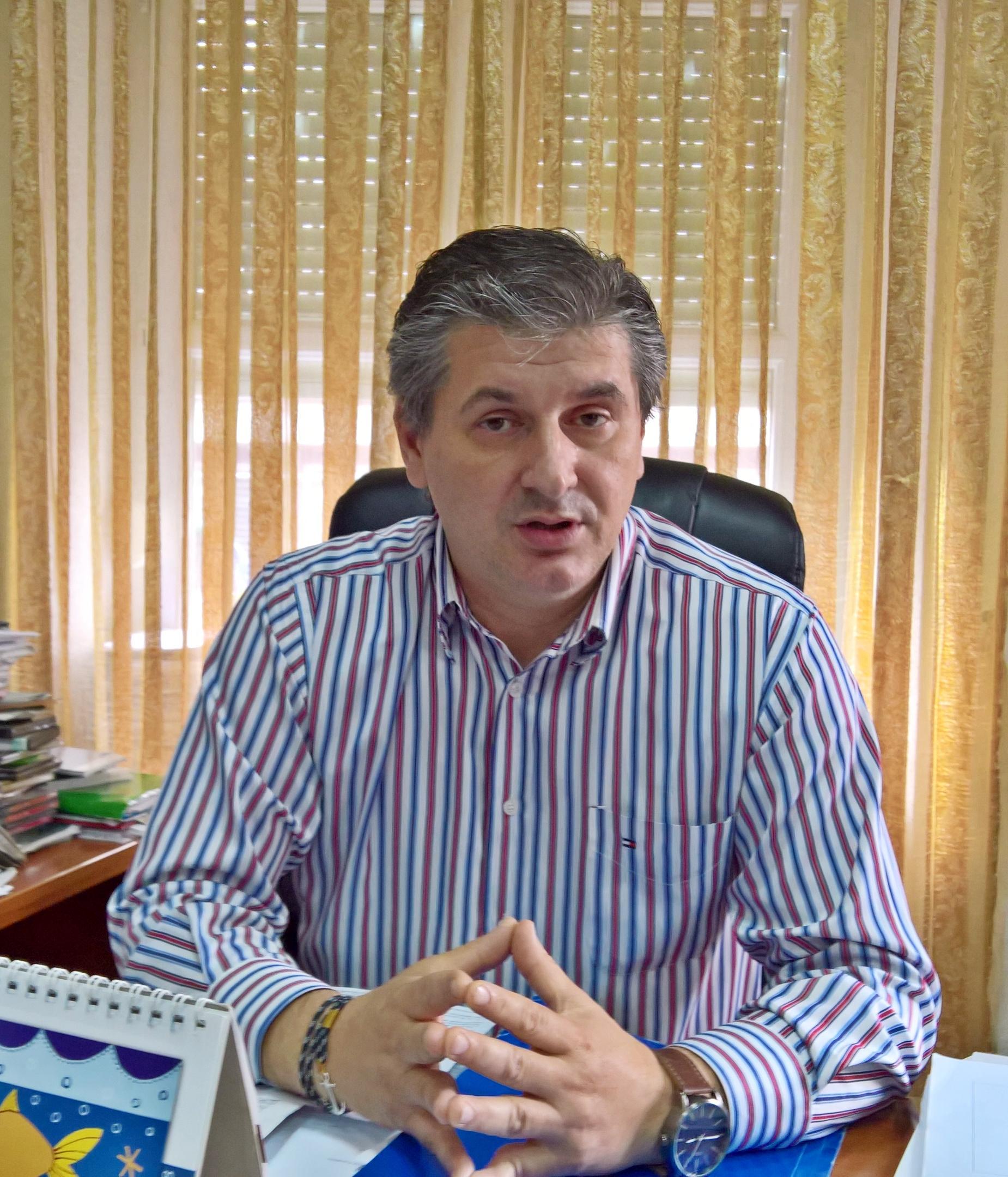 Amarildo Mulić, direktor NP Una-30 posto više posjetilaca NP Una u odnosu na isti period prošle godine