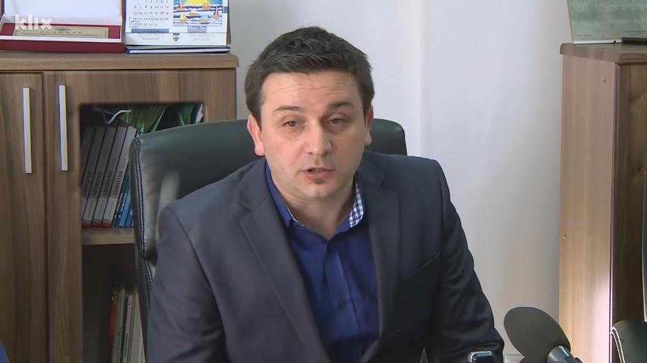 Damir Omerdić, ministar obrazovanja USK-a