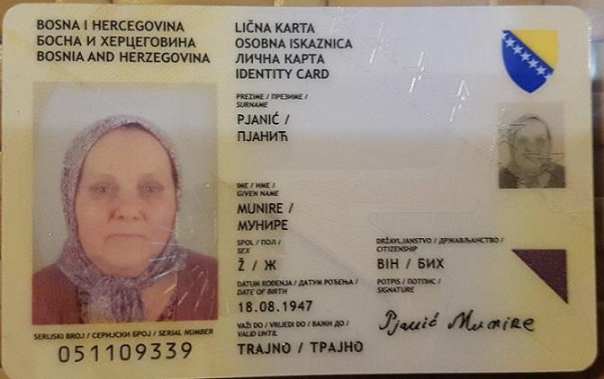 Cak 204 570 Građana Nema Vazecu Licnu Kartu