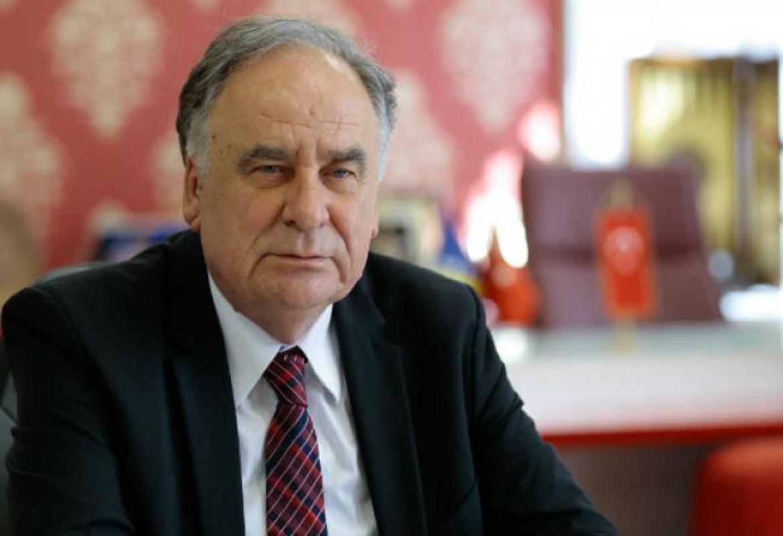 Bogić Bogićević kao kandidat za gradonačelnika Sarajeva