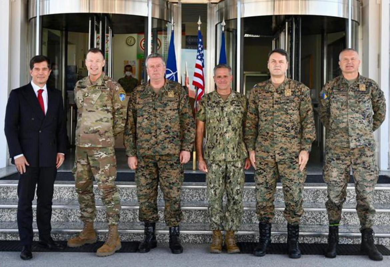 Zapovjednik NATO-a: Stojimo uz Bosnu i Hercegovinu!